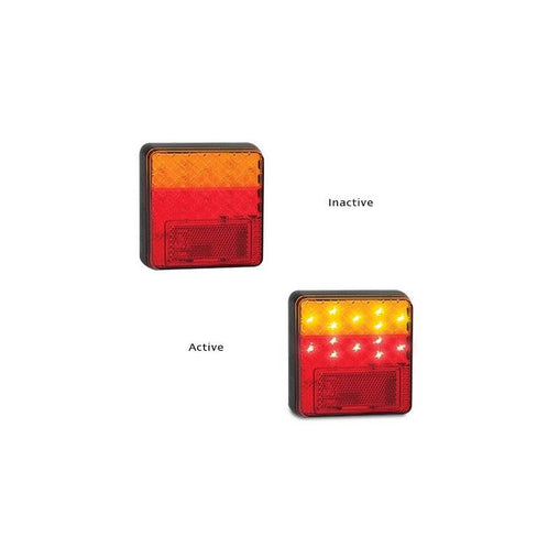 Stop/Tail/Indicator Lamp 100 Series
