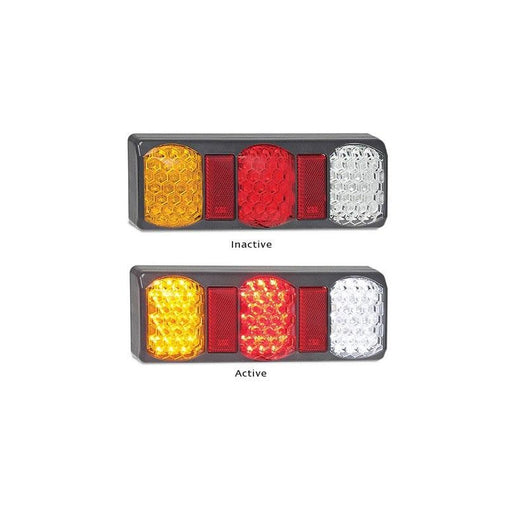 Stop/Tail Strip Lamp And Indicator 275Garwm