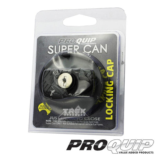 Supercan Retro Fit Locking Cap With Key