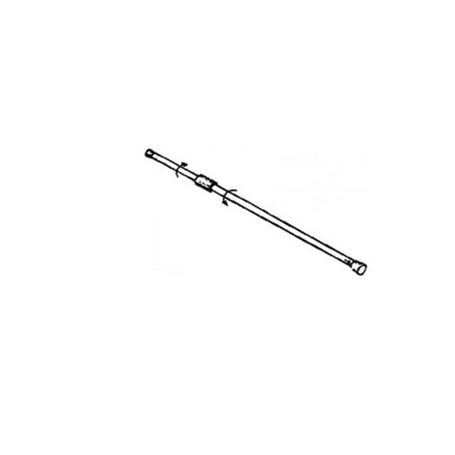 Tv Mast Alum 2Pce Camlock 32mm