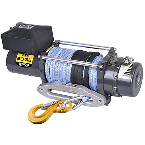 Winch 9500Lb Edge W/ Syn