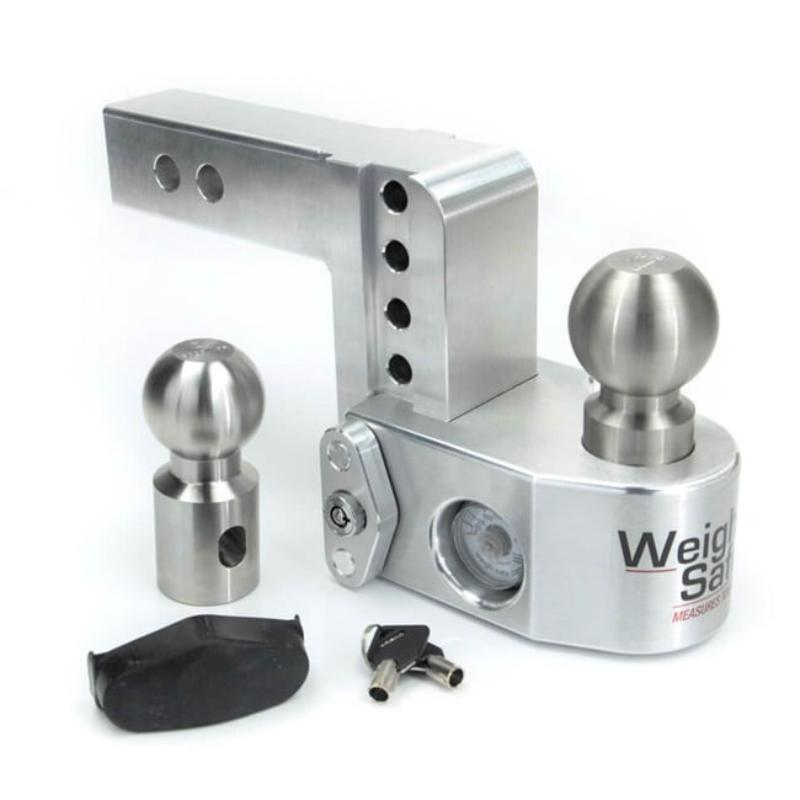 "Weigh Safe 4"" Drop Hitch"