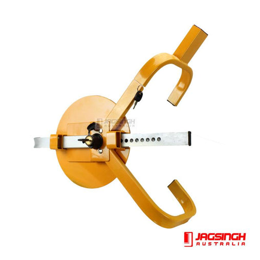 Wheel Clamp Disc