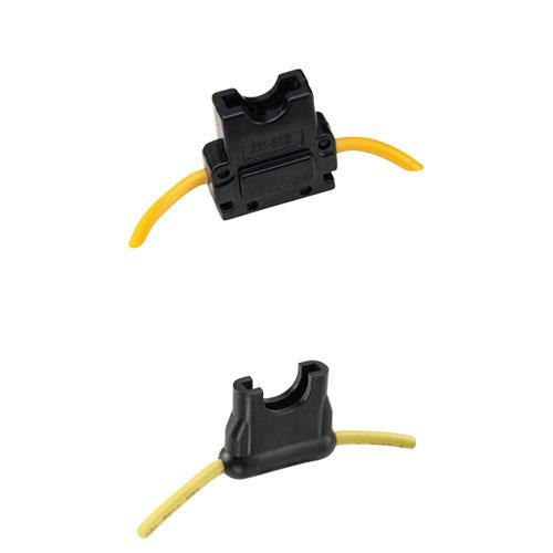 IN-LINE STANDARD ATS BLADE FUSE HOLDER (Blister pack of 1)
