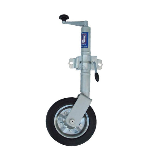 "Jockey Wheel 8"" With Clamp"