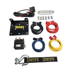ATV Winch 4500Lb 12V with Rope