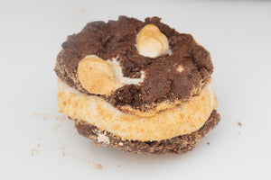 S'mores Cookie Sandwich