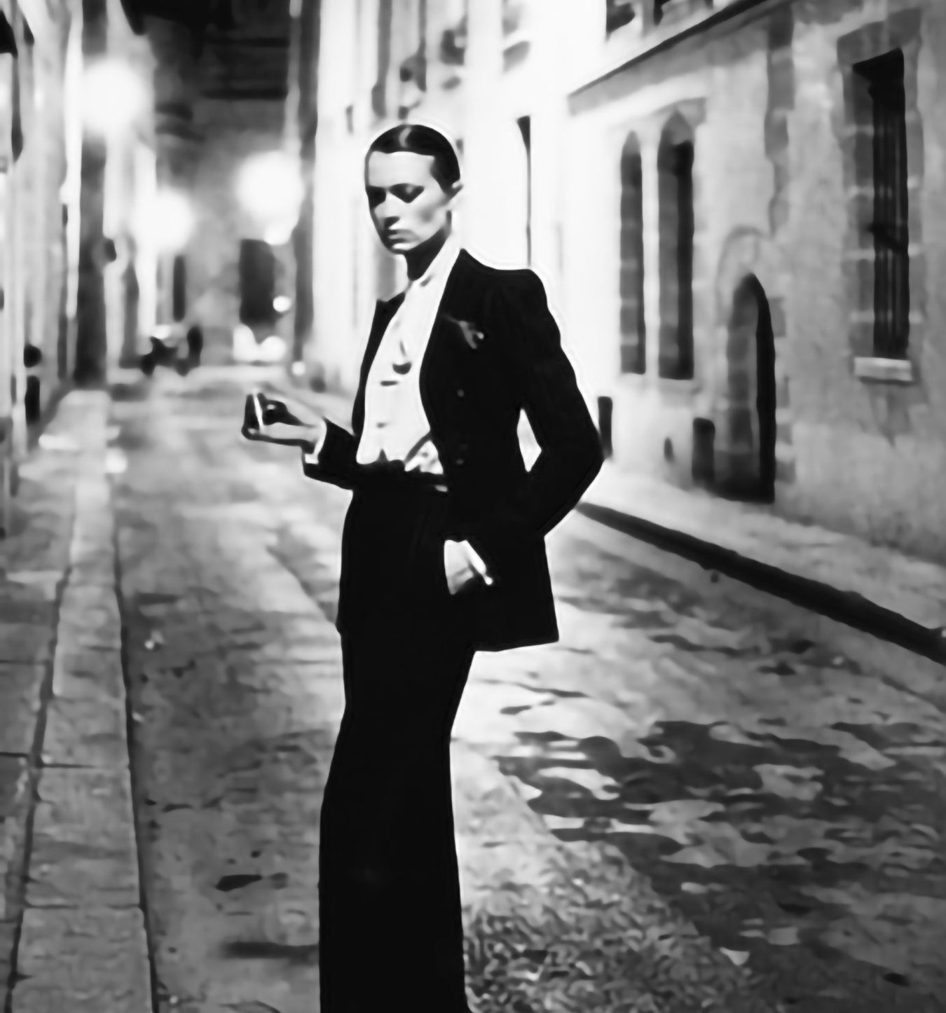 "Helmut Newton's ""Rue Aubriot"" Collection-International Images"