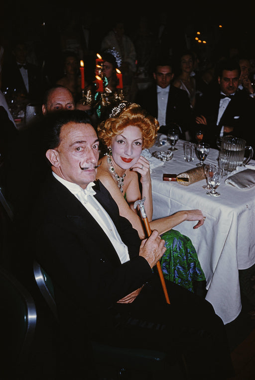 """Dali's Party"" Getty Images Collection by Slim Aarons Photography - Global Images USA"