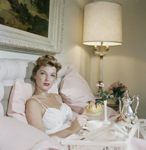 """Julie London"" Getty Images Collection by Slim Aarons Photography - Global Images USA"