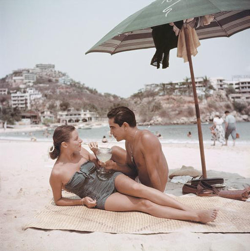 """Model Friend""  Getty Images Collection by Slim Aarons Photography - Global Images USA"