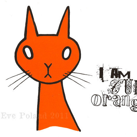 I Am Curious Orange