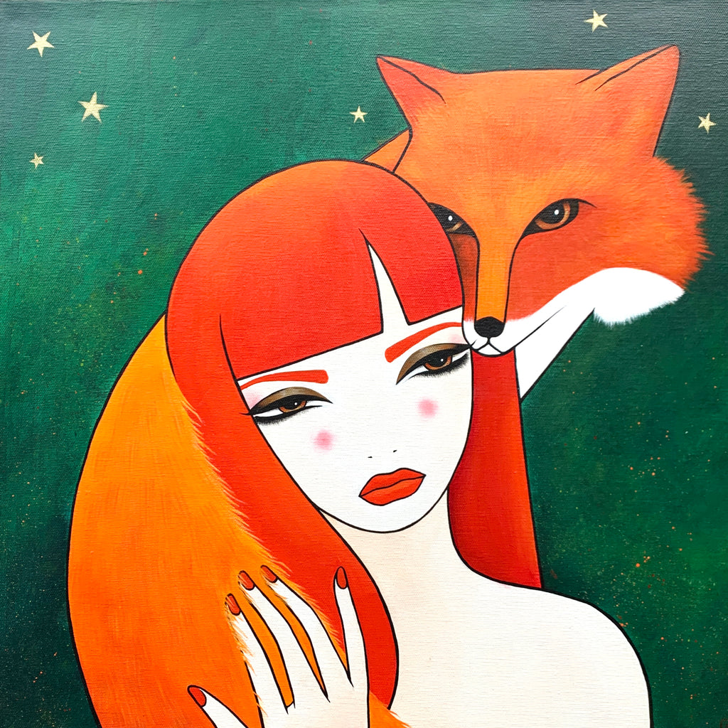 The Fox and the Stars