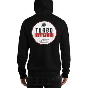 Turbo Fanatic Hooded Sweatshirt