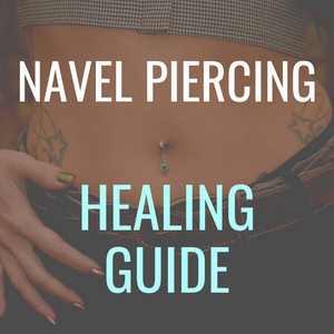 Navel Piercing Healing Guide