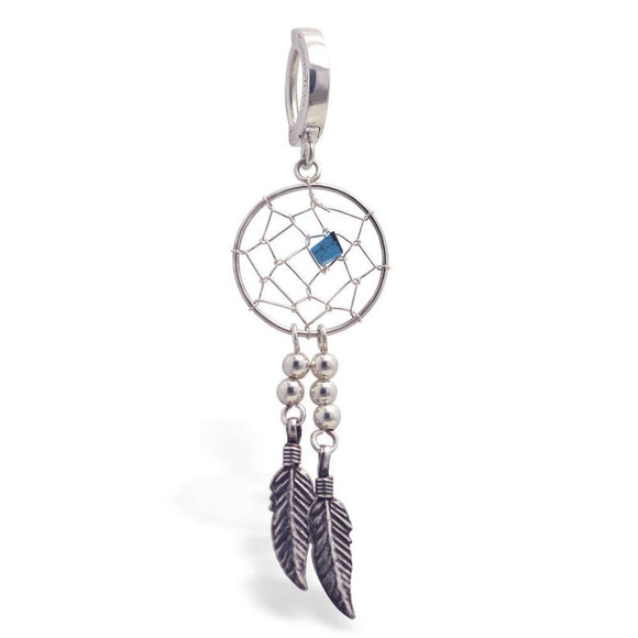 Dream Catcher Belly Ring - TummyToys