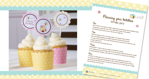Bumble Bee Party Top Tips
