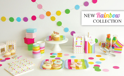 Rainbow Collection from Samebellina & Paper Eskimo