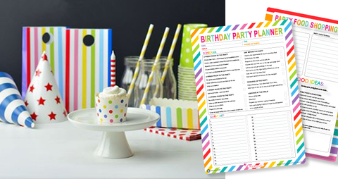 Children's Party Planner free download