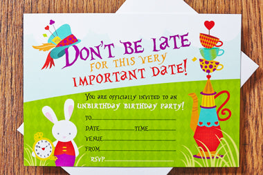 Monster Birthday Invite by Feather Grey Parties