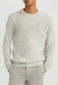 Beckham Sweater - Fog