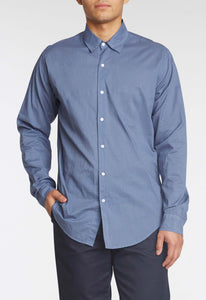 Folded Collar Shirt - Aerial