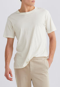 Sans Organic Cotton Tee - Natural