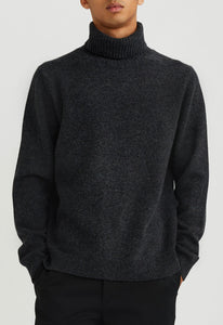 Rollor Sweater - Charcoal