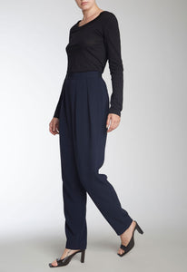 Tully Pant - Darkest Navy