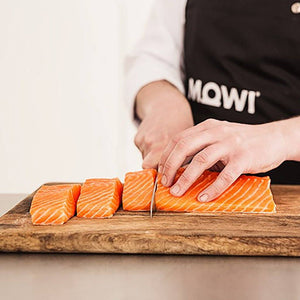 Fresh Norwegian Salmon Portion