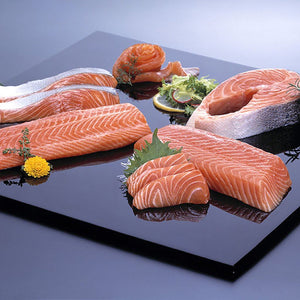 Fresh Norwegian Salmon Sashimi