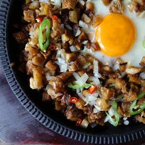 Pork Sisig (Ready to Cook)