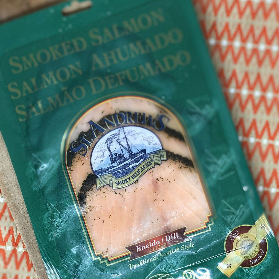St. Andrews Dill Smoked Salmon