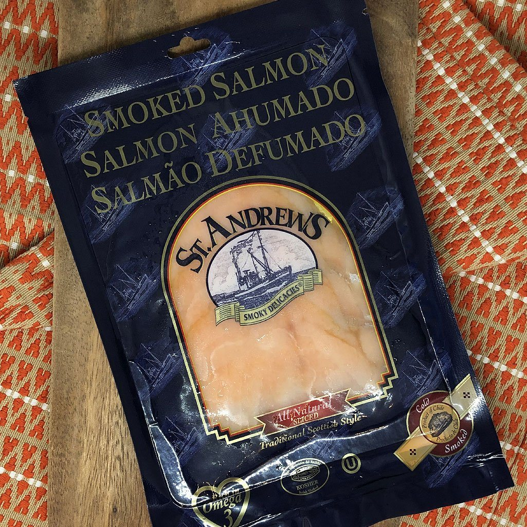 St. Andrews Naturally Smoked Salmon