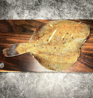 Yellow Tail Flounder (Headed & Gutted)