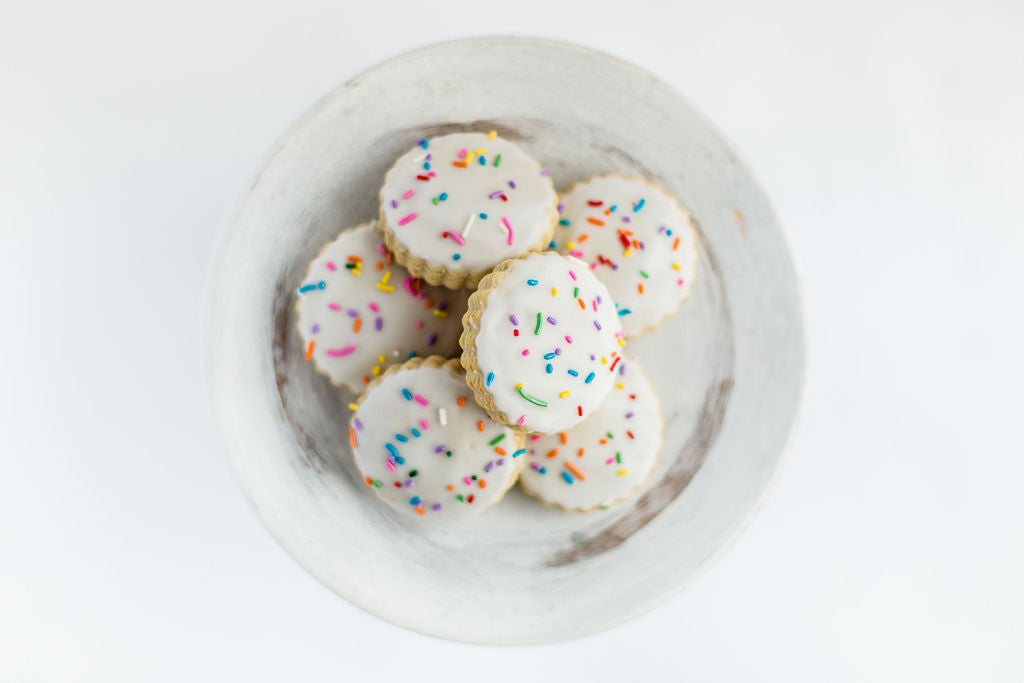 DOZEN Sugar Cookie