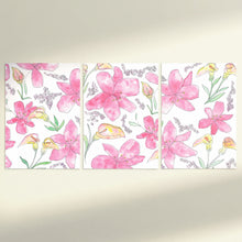 Load image into Gallery viewer, Lilies & Lavender Greetings Card Set