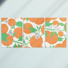 Load image into Gallery viewer, Seville Oranges Greetings Card Set