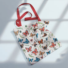 Load image into Gallery viewer, Butterflies Tote Bag