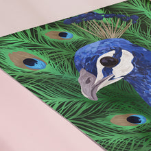 Load image into Gallery viewer, Peacock Print