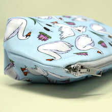 Load image into Gallery viewer, Swans & Reeds Makeup Bag