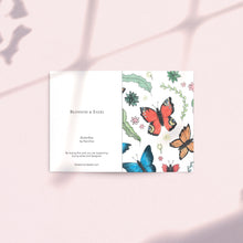 Load image into Gallery viewer, Butterflies Greetings Card Set