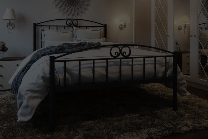 Bespoke Wrought Iron Beds