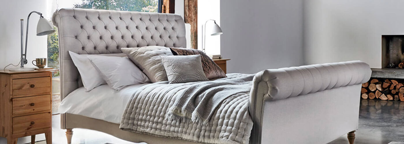 Congham Fabric Bed