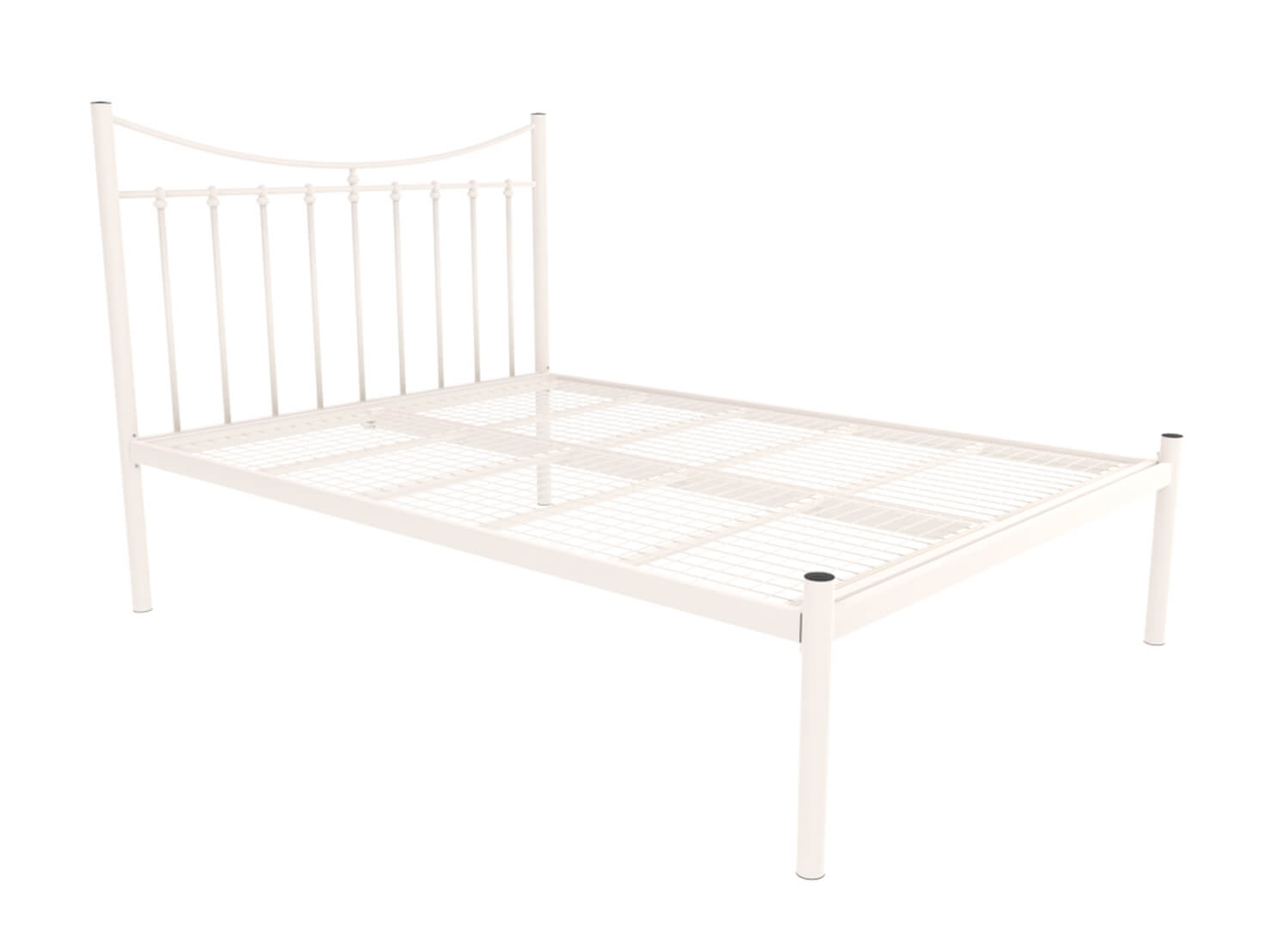 Bronx Wrought Iron Bed