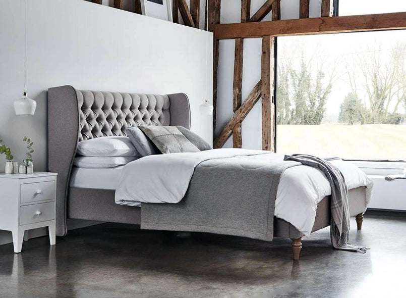 Sheringham Fabric Bed