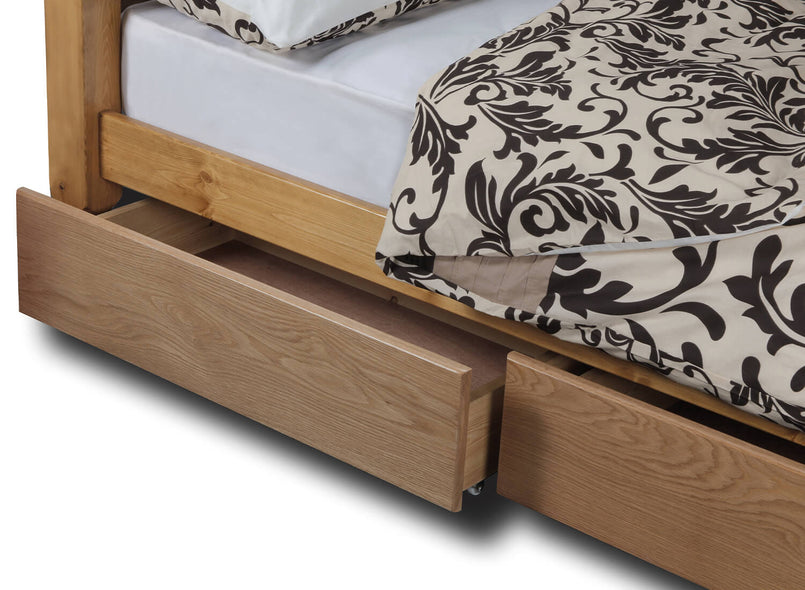 Wooden Underbed Drawers