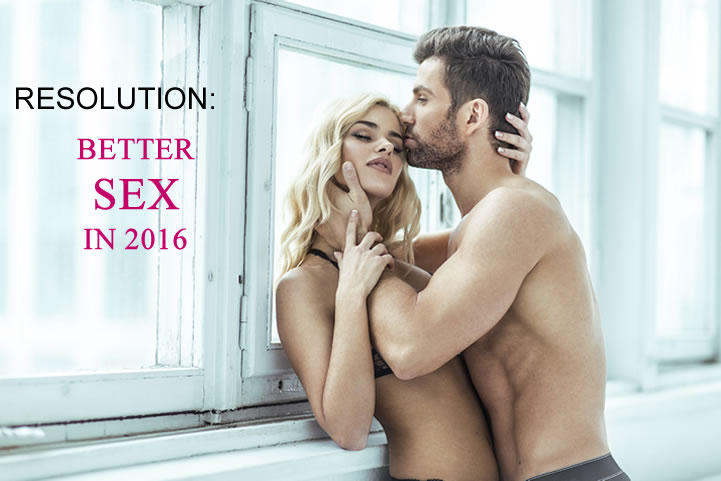 Resolution - Better Sex in 2016