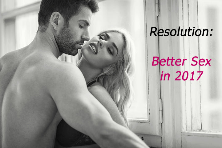 Resolution - Better Sex in 2017