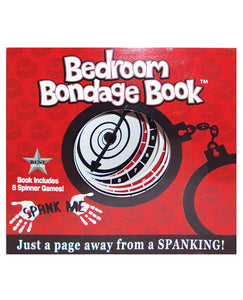 Bedroom Bondage Spinner Game Book